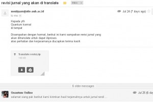 translate jurnal internasional